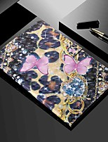 cheap -Case For Apple iPad mini 1/2/3  7.9'' / iPad mini 4 7.9'' / iPad mini 5 7.9'' Wallet / Card Holder / with Stand Full Body Cases Butterfly PU Leather / TPU