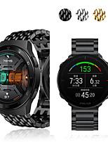 cheap -Watch Band for POLAR VANTAGE M / Polar Grit X Polar Business Band Stainless Steel Wrist Strap