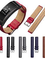 cheap -Watch Band for Huawei B3 / Huawei BandB6 Huawei Sport Band Genuine Leather Wrist Strap