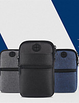 cheap -Passport Holder & ID Holder Crossbody Bag Neck Wallet Waterproof Anti-theft RFID Blocking Casual Traveling Nylon Fashion Gift For Men and Women