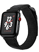 cheap -Watch Band for Apple Watch Series 6 / SE / 5/4 44mm / Apple Watch Series 6 / SE / 5/4 40mm / Apple Watch Series 3/2/1 38mm Apple Sport Band Nylon Wrist Strap