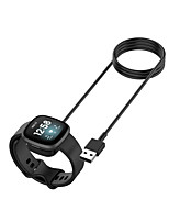 cheap -New Smart Watch Charging Base High Quality Charging Cable Dock Safe Charger Stand For Versa 3 Watch -Fitbit Versa3/Sense