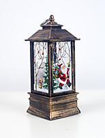 cheap -Printed Christmas Portable Lanterns Home Garden Decoration Pendant