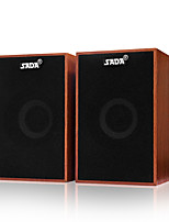 cheap -V-160 USB Wired Wooden Combination Speakers Computer with Subwoofer Sound Box Speakers Bass Stereo Music Player
