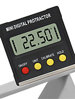 cheap -Mini 360 Degree Magnetic Digital Inclinometer Level Box Angle Meter Protractor Finder Base Measurement Tools