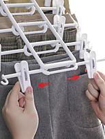 cheap -Pants Hanger Pants Clip Seamless Powerful Multifunctional Household Hanging Storage Artifact