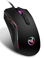 cheap -Hongsund Brand High-End Optical Professional Gaming Mouse With 7 Bright Colors Led Backlit And Ergonomics Design For Lol Cs