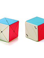 cheap -Speed Cube Set 2 pcs Magic Cube IQ Cube 2*2*2 Speedcubing Bundle 3D Puzzle Cube Stress Reliever Puzzle Cube Stickerless Smooth Office Desk Toys Kid's Adults Toy Gift