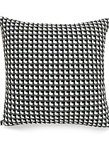 cheap -2pcs Cushion Cover Home Jacquard Sofa Pillowcase Bedroom Bedside Cushion Office Nap Pillow