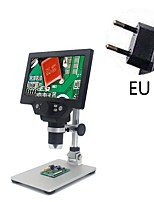 cheap -HD 7 inch 1200X digital microscope electron microscope mobile phone repair microscope