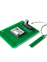 cheap -GSM SMS GPRS Communication Flip Card Slot Instead of SIM900 Transfer Expansion Module Positioning Hole DIY
