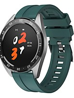 cheap -X10 Fashion Heart Rate Blood Oxygen Monitor Weather Push Real-time Call Rminder Smart Watch