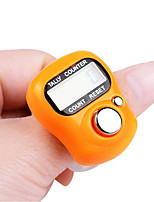 cheap -Mini LCD Electronic Digital Golf Finger Hand Held Tally Counter musabah hatim tasbih for muslim