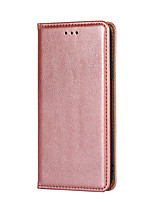 cheap -Case For Samsung Galaxy A90 5G A71 5G Card Holder Flip Full Body Cases Solid Colored PU Leather TPU Case For Samsung Galaxy A91 M80S S10 Lite A81 M60S Note 10 Lite A90 A80 A71 A70S A70E A60