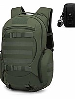cheap -28l tactical backpacks molle hiking daypacks for camping hiking military traveling motorcycle (28l-army green-set)