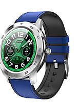 cheap -DT98 smart watch IP68 waterproof smartwatch men montre intelligente watches for women bracelet fitness tracker monitor pk p8 pro