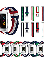 cheap -Watch Band for Fitbit ionic Fitbit Sport Band Nylon Wrist Strap