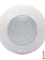 cheap -Diameter 143MM 24LED RV and yacht modified ceiling light---with switch control