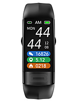 cheap -P11 Plus Smart Bracelet Sport Smart Watch Smartwatch ECG Bluetooth Wristband Heart Rate Monitor Call Message Reminder Smart Band