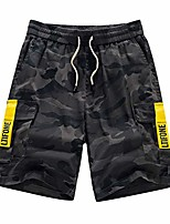 cheap -but& #39;s relaxed fit cargo short elastic premium waist relaxed outdoor shorts with multi pockets& #40;forest camo-2xl& #41;