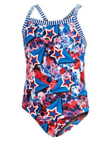 cheap -girl's uglies prints one piece swimsuit (liberty, 14)