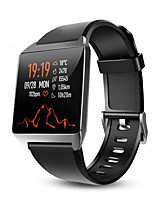 cheap -Timethinker W2 Smart Watch Bracelet Fitness Tracker Music Control Smartwatch AGPS Pedometer Blood Pressure Heart Rate Monitor