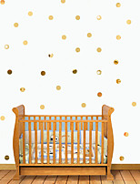 cheap -Wall Stickers Mirror Wall Stickers Decorative Wall Stickers, Acrylic Home Decoration Wall Decal Wall Decoration 50pc