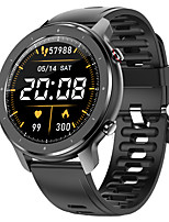 cheap -JSBP MT1S Men Women Smartwatch Android iOS Bluetooth Waterproof Touch Screen MP3 Heart Rate Monitor Blood Pressure Measurement Sports Pedometer Call Reminder Activity Tracker Sleep Tracker Sedentary