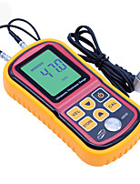 cheap -Benetech GM100 Ultrasonic thickness gauge Digital LCD Metal thickness gauge sound velocimeter 1.2-225mm(Steel)0.1mm Resolution