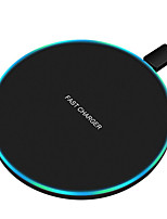 cheap -LITBest 10W qi Wireless Charger for iPhone X XR XS Max 8 fast wirless Charging for Samsung Xiaomi Huawei phone Qi charger wireless
