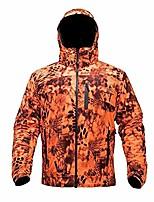 cheap -aegis extreme jacket, camo,orange, x large