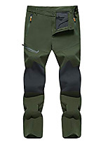 cheap -Hiking Pants Trousers Softshell Pants Winter Outdoor Cargo Pants Bottoms 1505 Army Green 1505 gray 1505 black Camping / Hiking Hunting Fishing S M L XL XXL