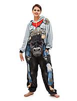 cheap -adults halloween costume oxhead animal onesie cosplay pajamas s