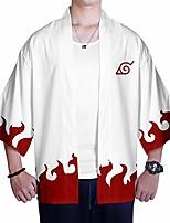 cheap -men japanese kimono lightweight loose breathable casual cardigan coat top yukata jacket(s,color11)