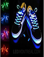 cheap -led shoelaces (pink)