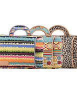 cheap -13.3 Inch Laptop / 14 Inch Laptop / 15.6 Inch Laptop Sleeve / Briefcase Handbags / Tablet Cases Canvas Bohemian Style / Rainbow for Men for Women for Business Office Waterpoof Shock Proof