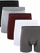 cheap -mens boxer briefs cozy cotton boxer briefs for men's underwear
