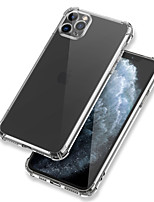 cheap -Case For Apple iPhone 11 / iPhone 11 Pro / iPhone 11 Pro Max Transparent Back Cover Transparent TPU