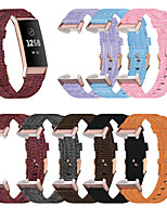cheap -Watch Band for Fitbit Charge 3 / Fitbit Charge 4 Fitbit Sport Band Nylon Wrist Strap
