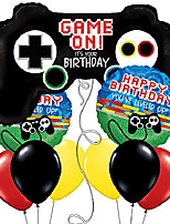 cheap -video game controller gaming birthday design set of 9