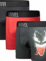 cheap -venom performance mesh underwear boxer briefs 3-pair pack (x-large) black