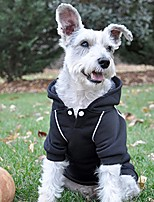cheap -fleece lined dog pet sport hoodie heavyweight sweater