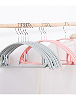 cheap -Dip Semicircle Wet And Dry Multi-color Clothes Hanger