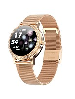 cheap -LW20 Women's Smartwatch Bluetooth Heart Rate Monitor Blood Pressure Measurement Calories Burned Long Standby Health Care Pedometer Call Reminder Activity Tracker Sleep Tracker Sedentary Reminder