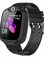 cheap -kids smart watch for boys girls - hd touch screen sports smartwatch phone with call camera games recorder alarm music player for children teen students
