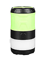 cheap -camping lantern, led torch, water resistant outdoor searchlight for emergency, fishing, hiking, power cuts and more, green
