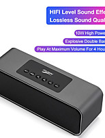 cheap -MUSKY DY22L Wireless HIFI Bluetooth Speaker Portable Radio Subwoofer Alarm Clock Sound 3D Stereo Music Surround Support TF AUX