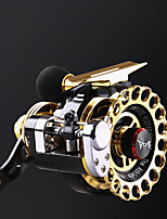 cheap -Fishing Reel Fly Reel 2.6:1 Gear Ratio+10 Ball Bearings Fly Fishing / Bass Fishing / Right-handed / Left-handed