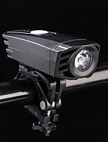 cheap -LED Bike Light Front Bike Light Bicycle Cycling Waterproof Super Bright Durable Rechargeable Lithium-ion Battery / USB Everyday Use Cycling / Bike
