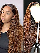 cheap -annivia dark brown curly wig for black women 26'' machine made long kinky curly wig #2…